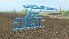 Silagegabel para Farming Simulator 2017