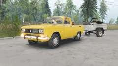 Moscovita-2315 cor amarela para Spin Tires