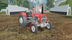 Ursus C-330 carmine pink para Farming Simulator 2015