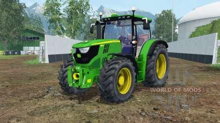 John Deere 6150R islamic green para Farming Simulator 2015