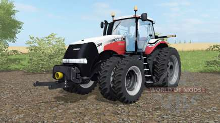 Case IH Magnum 340 CVT 25th Anniversary para Farming Simulator 2017