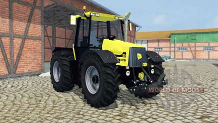 JCB Fastrac 2150 lemon yellow para Farming Simulator 2013