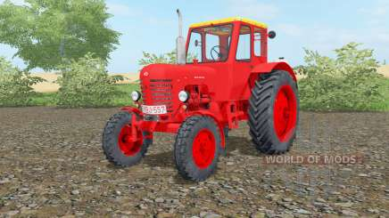 MTZ-50 Bielorrússia portas abertas para Farming Simulator 2017
