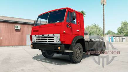 KamAZ-5410 v0.0.1 para American Truck Simulator