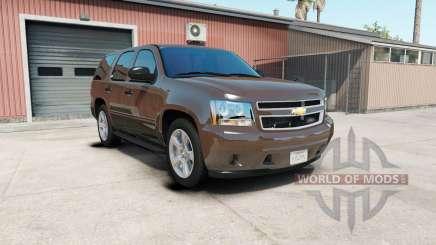 Chevrolet Tahoe (GMT900) 2007 para American Truck Simulator