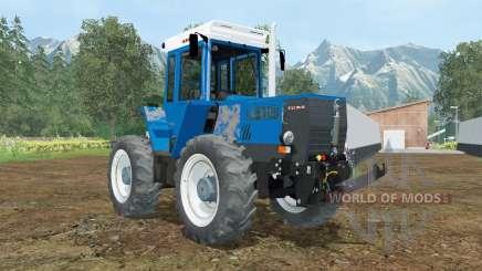 KHTZ-16131 cor azul escuro para Farming Simulator 2015