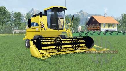 New Holland TC54 safety yellow para Farming Simulator 2015