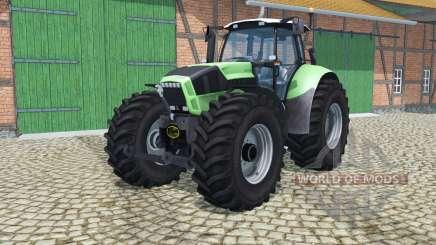 Deutz-Fahr Agrotron X 720 MoreRealistic para Farming Simulator 2013