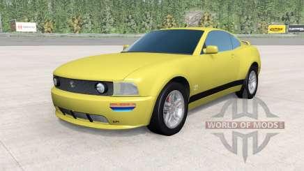 Camso Morgan GT para BeamNG Drive
