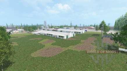 Kujawska para Farming Simulator 2015