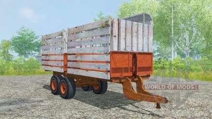 MMZ-771 silagem para Farming Simulator 2013