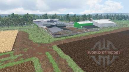 Emerald Coast USA para Farming Simulator 2015
