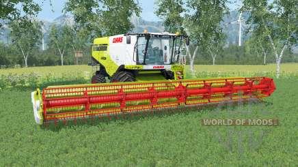 Claas Lexion 770 bitter lemon para Farming Simulator 2015