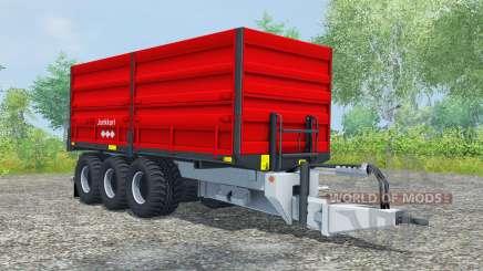 Junkkari J-13 Tridem para Farming Simulator 2013