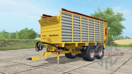 Veenhuis W400 saffron para Farming Simulator 2017