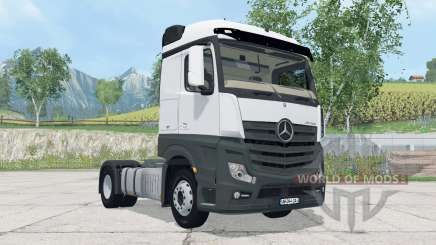 Mercedes-Benz Actros LS (MP4) para Farming Simulator 2015