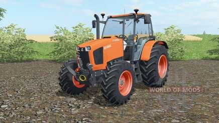 Kubota M135GX 2012 para Farming Simulator 2017