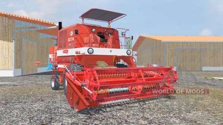 Bizon Super Z056-7 para Farming Simulator 2013