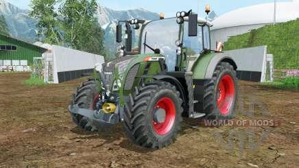 Fendt 714-724 Vario FL console para Farming Simulator 2015
