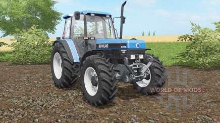 New Holland 8340 choice power para Farming Simulator 2017