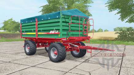 Metaltech DB 14 munsell green para Farming Simulator 2017