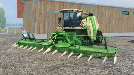 Krone BiG X 1000 track systems para Farming Simulator 2013