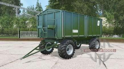 Kroger Agroliner HKD 302 & TAW 30 para Farming Simulator 2015