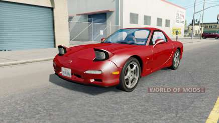 Sport Cars Traffic Pack v4.0 para American Truck Simulator