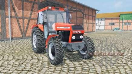 Ursus 1014  front loader para Farming Simulator 2013