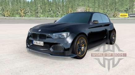 BMW M135i xDrive Tuned v2.0 para BeamNG Drive