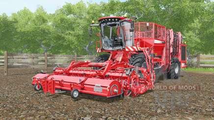 Holmer Terra Dos T4-30 with grubbers HR para Farming Simulator 2017