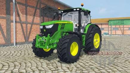 John Deere 6170R&6210R manual ignition para Farming Simulator 2013