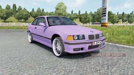 BMW M3 coupe (E36) v1.1 para Euro Truck Simulator 2