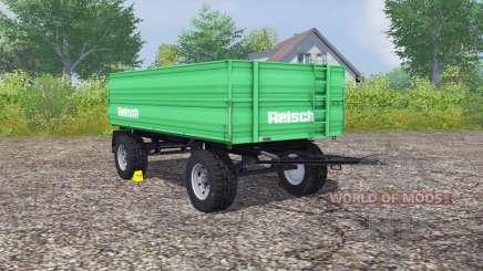 Reisch RD 80 para Farming Simulator 2013