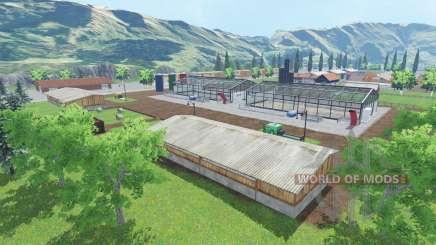 Canadian Rocky para Farming Simulator 2015
