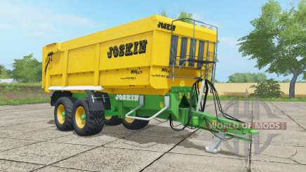 Joskin Trans-Spacᶒ 7000-23BC150 para Farming Simulator 2017