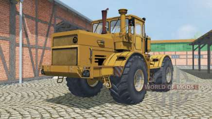 Kirovets K-700A cor laranja para Farming Simulator 2013