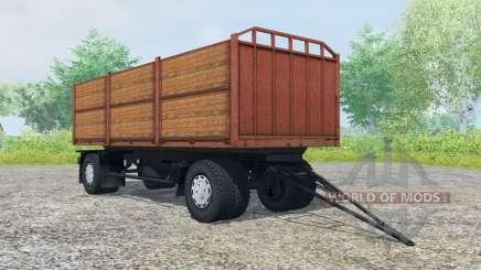 MAZ-83781 para Farming Simulator 2013