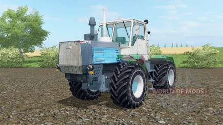 T-150K insaturados, cor azul escuro para Farming Simulator 2017