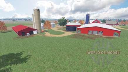 Clover Creek para Farming Simulator 2015