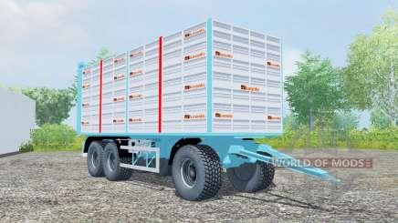Durante DR3 200 para Farming Simulator 2013