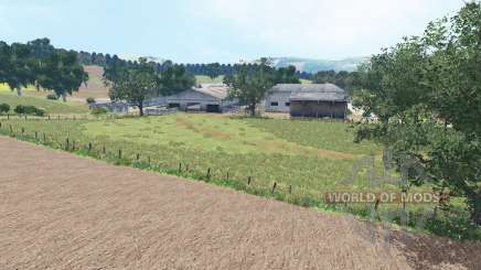 The Old Stream Farm v2.0.2 para Farming Simulator 2015