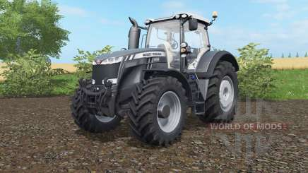 Massey Ferguson 8727-8737 Black Edition para Farming Simulator 2017