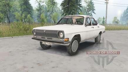 GÁS-24 Voou para Spin Tires