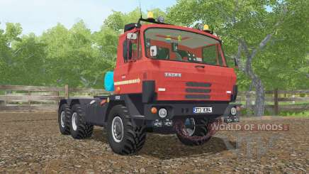 Tatra T815 6x6 para Farming Simulator 2017