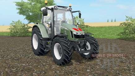 Massey Ferguson 5610&5613 fern green para Farming Simulator 2017