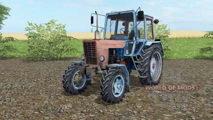 MTZ-Bielorrússia 100 para Farming Simulator 2017