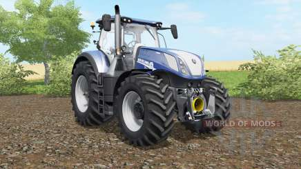 New Holland T7.290&T7.315 Heavy Duty para Farming Simulator 2017