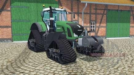 Fendt 933 Vario track systems para Farming Simulator 2013