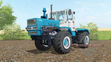 T-150K Bondi cor azul para Farming Simulator 2017